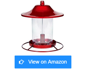 perky-pet 312r panorama bird feeders