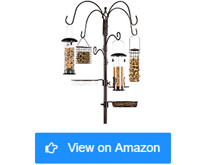 best choice products bird feeding stations